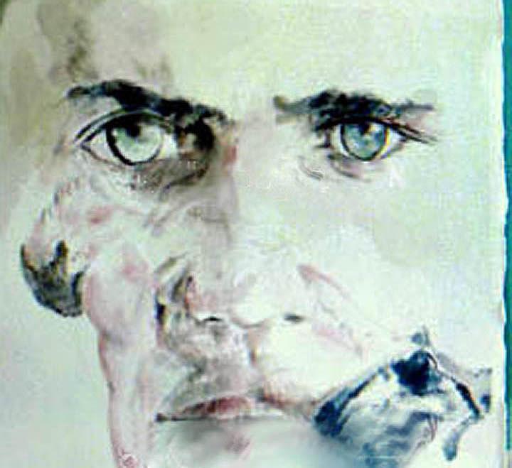 Through Mel's eyes by John Carroll