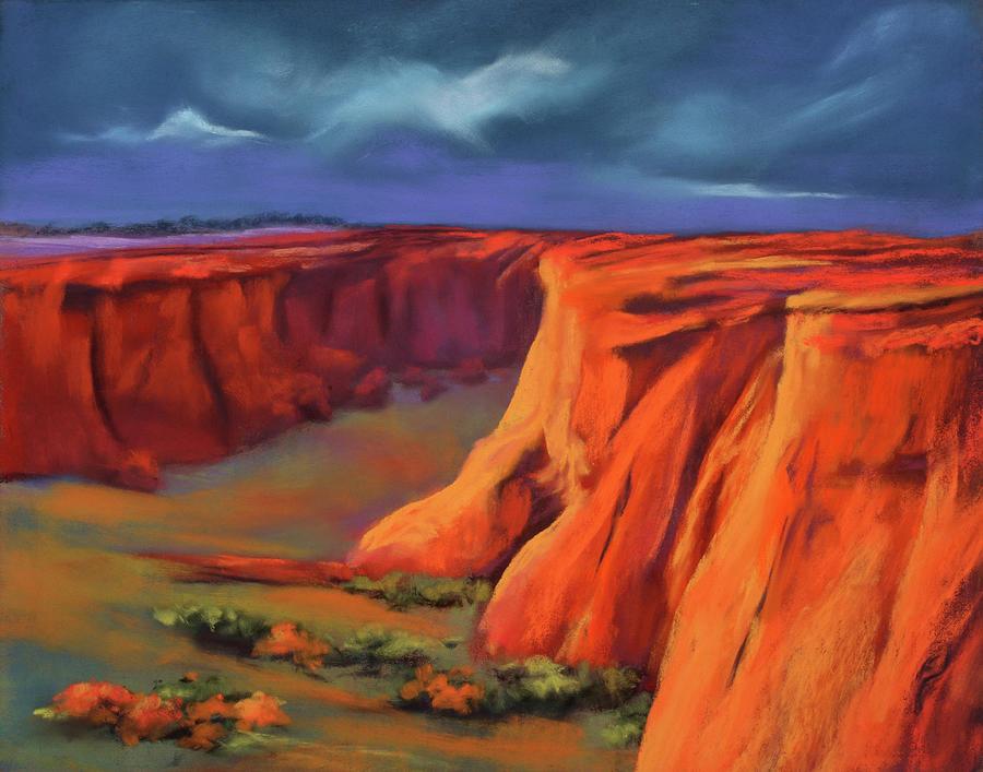 Through the Canyon by Sandi Snead