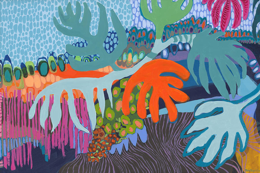 Through the Jungle With Henri by Claire Desjardins
