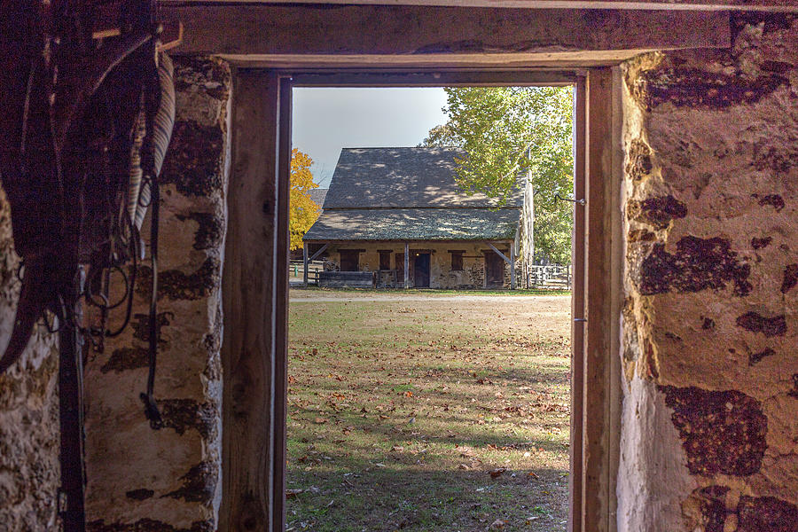 Through the Looking Door.  by John A Megaw