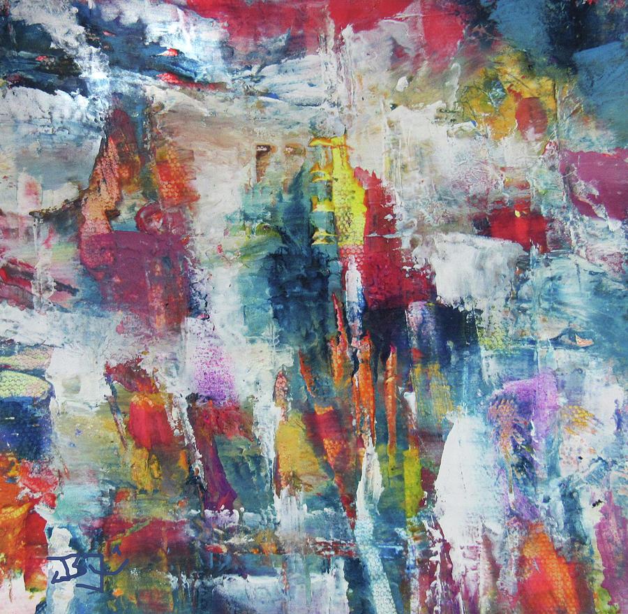 Through the Mist by Jean Batzell Fitzgerald
