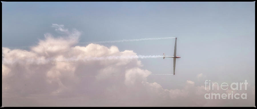 Through The Texas Sky by Natural Abstract Photography