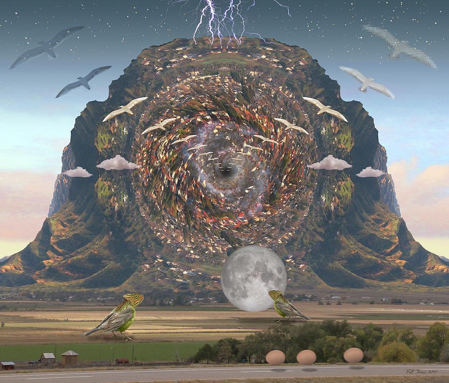Thunder Hill by Bill Jonas