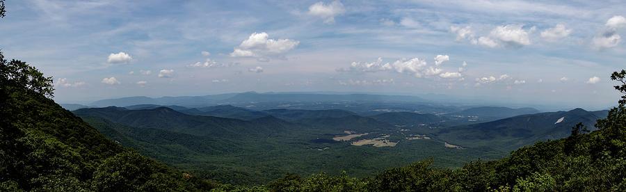 Thunder Ridge Overlook Panoramic by Natural Vista Photo
