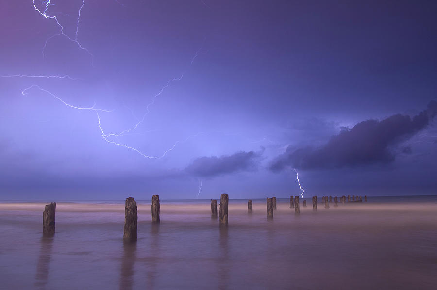 Thunderstorm Photograph by * Ohad Redlich Photography *