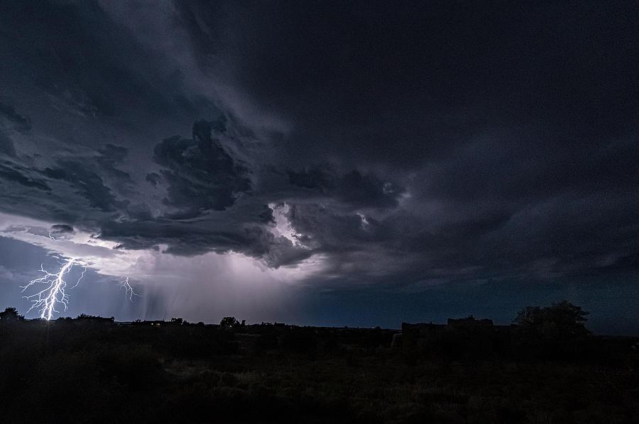Thunderstorm #1 by Lou Novick