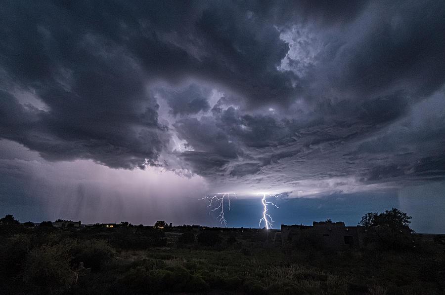 Thunderstorm #2 by Lou Novick