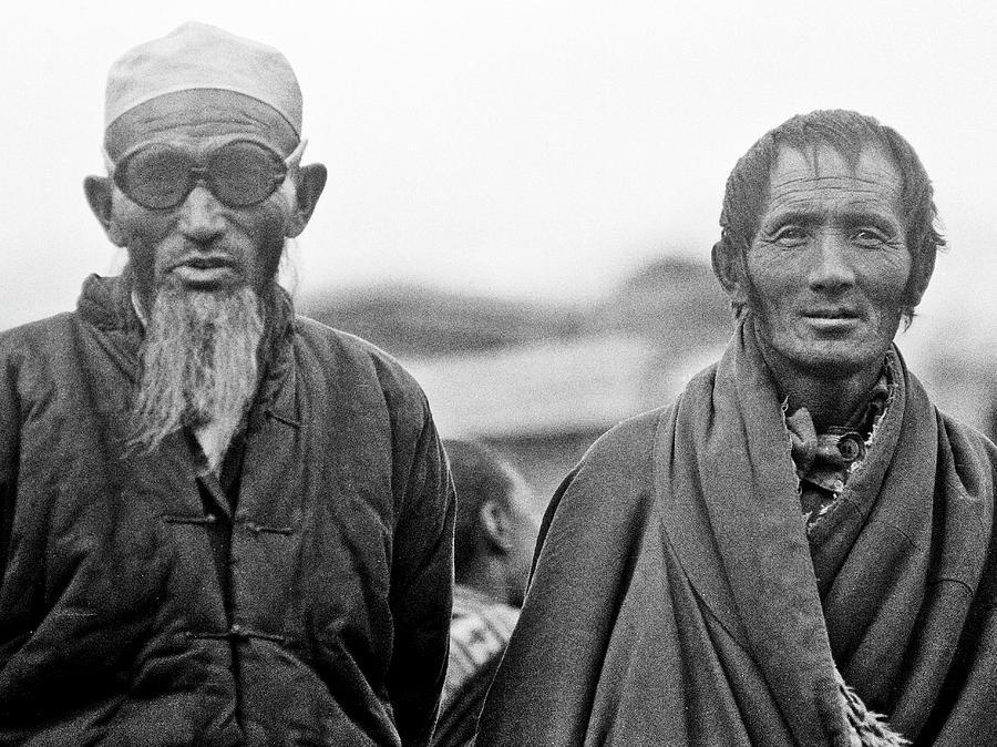 Tibetan Drifters by Neil Pankler