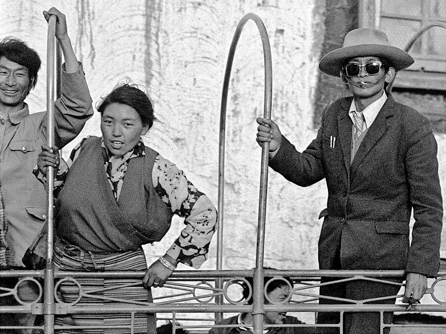 Tibetan transportation by Neil Pankler
