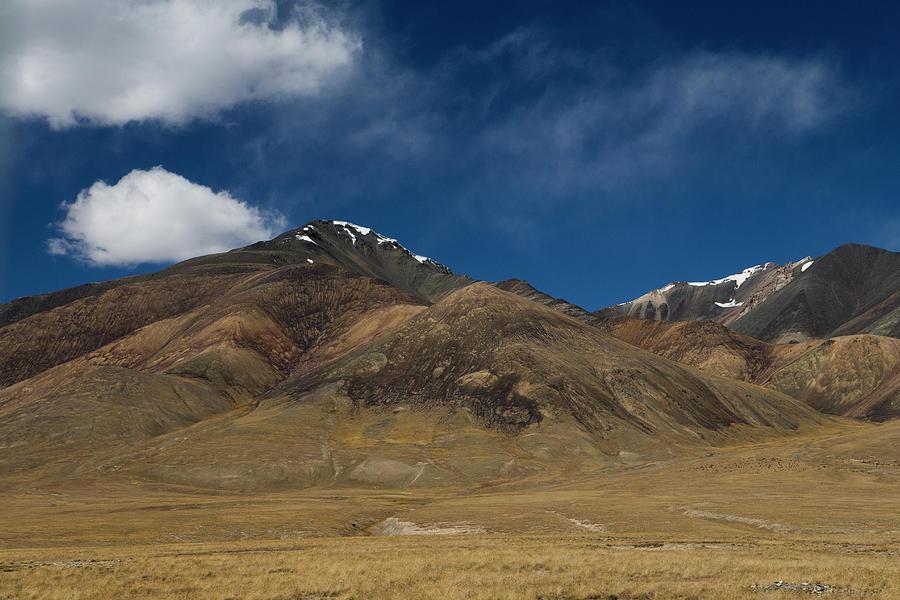 Tien Shan Mountains, Kyrgyzstan Photograph by Sebastian Kennerknecht