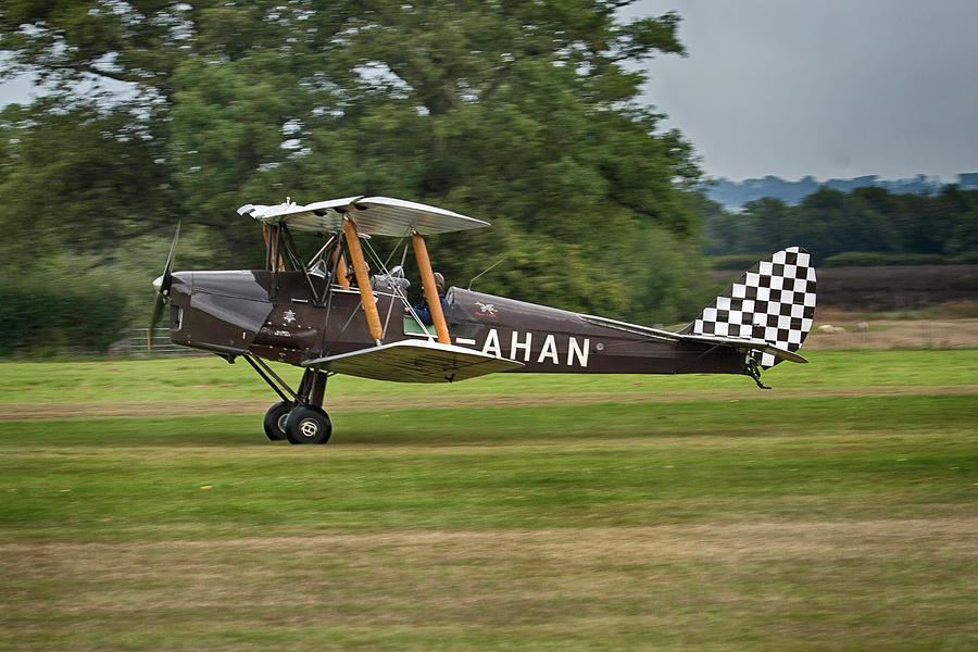 Tiger Moth G-ahan Photograph