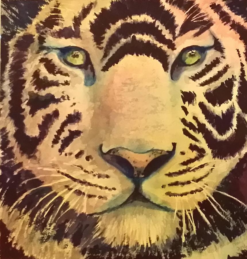 Tiger Two by Lettie Neuhauser-MacLachlan