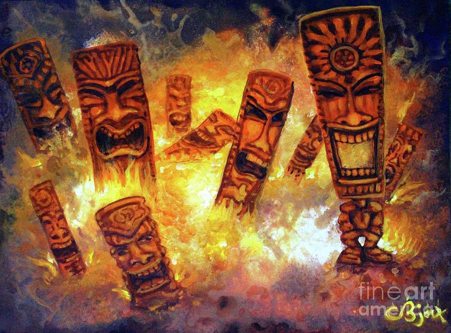 Tiki Hot Spot by CBjork