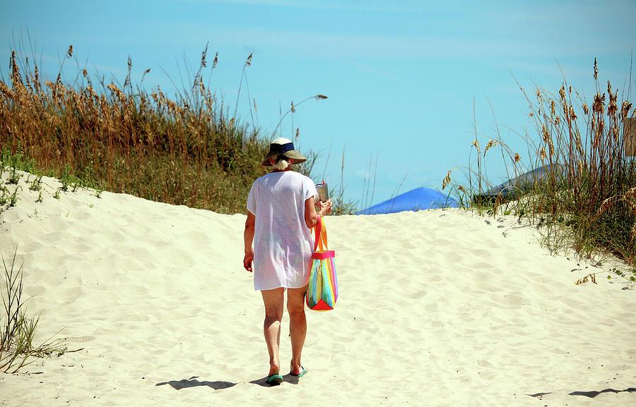 Time Away At The Beach by Cynthia Guinn