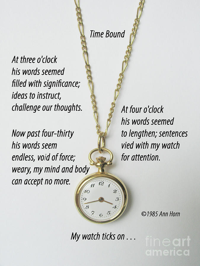 Time Bound Photograph
