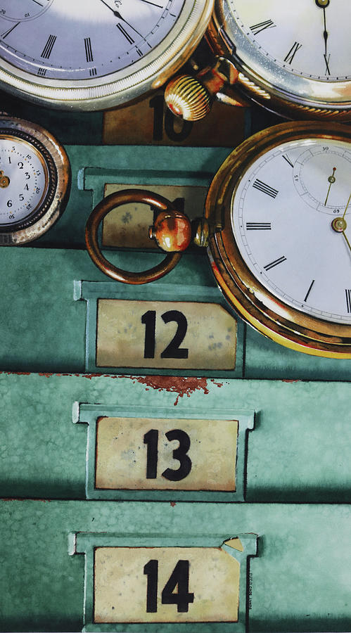 Time Slot by Denny Bond