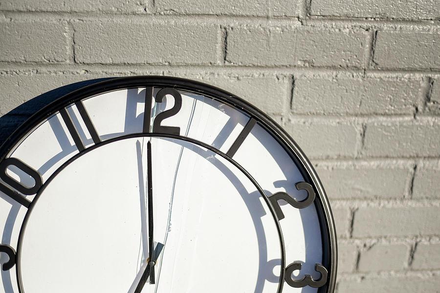 Time Ticks Away by Doug Ash