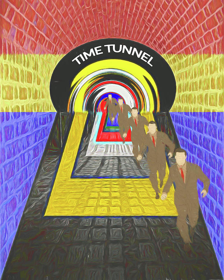Time Tunnel by John Haldane