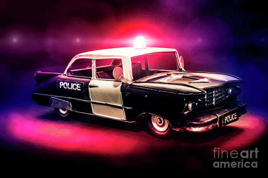 Retro Photograph - Tin Force by Jorgo Photography - Wall Art Gallery