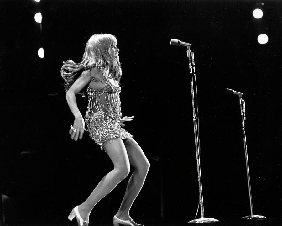 Tina Turner At The Greek Theatre Photograph by Michael Ochs Archives