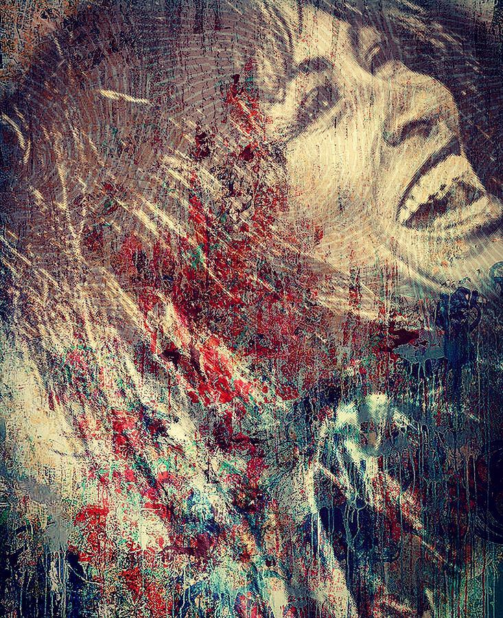 Tina Turner spirit  by Jayime Jean