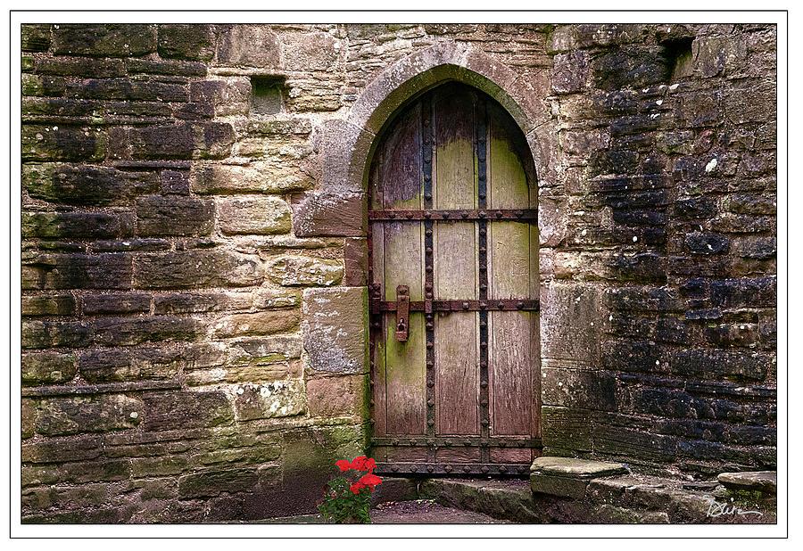 Tintern Doorway by Peggy Dietz