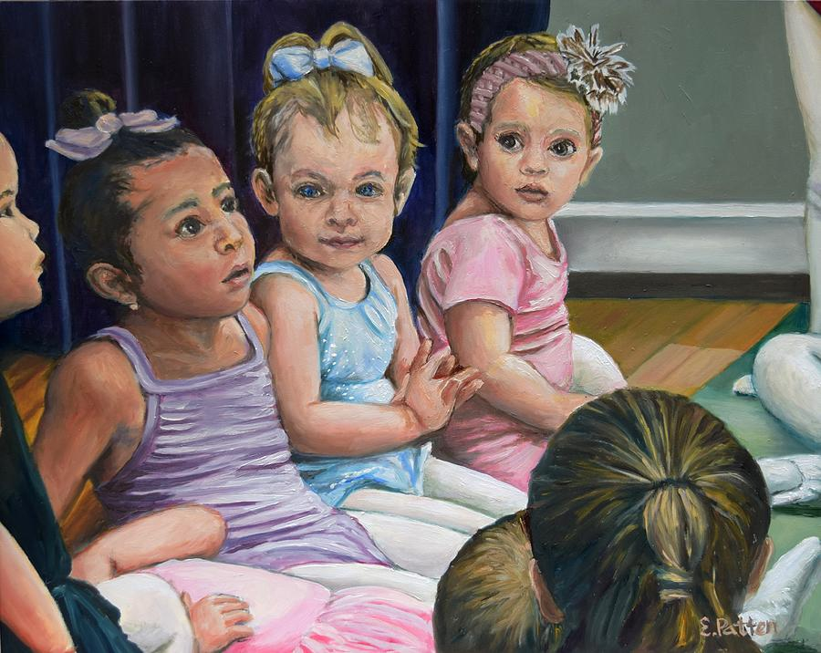 Tiny Dancers by Eileen Patten Oliver
