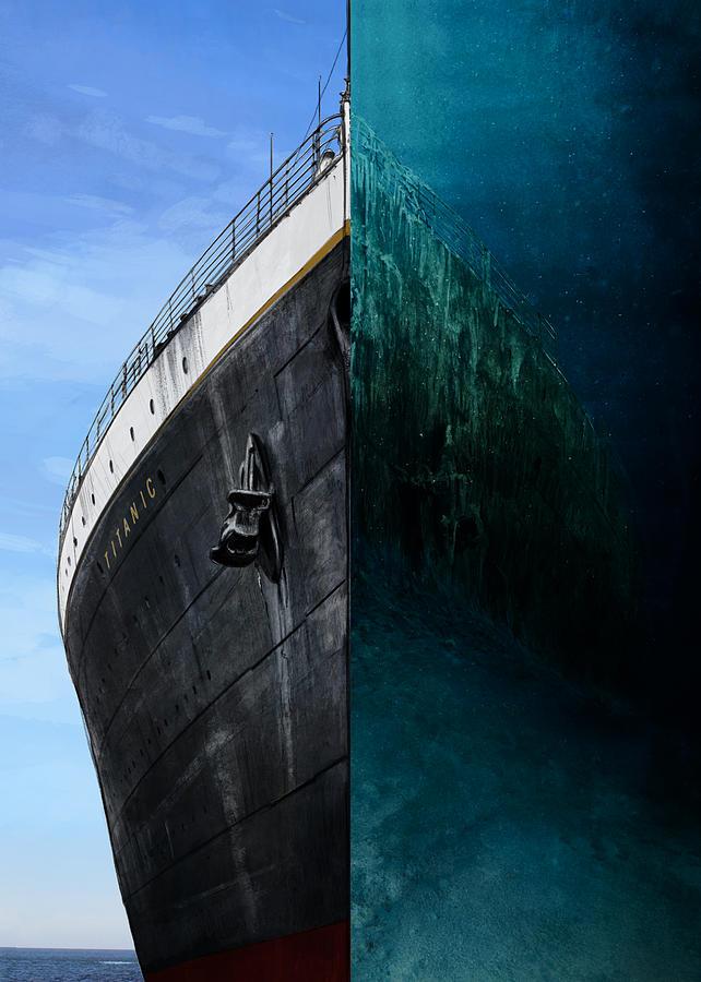Titanic Double by Andrea Gatti