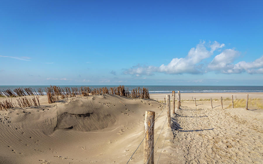 Holland Photograph - To the Beach by Framing Places
