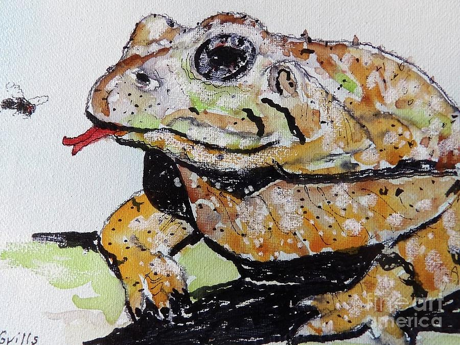 Toad by Patrick Grills