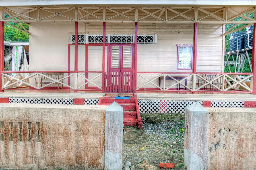Tobago Beach House by Nadia Sanowar