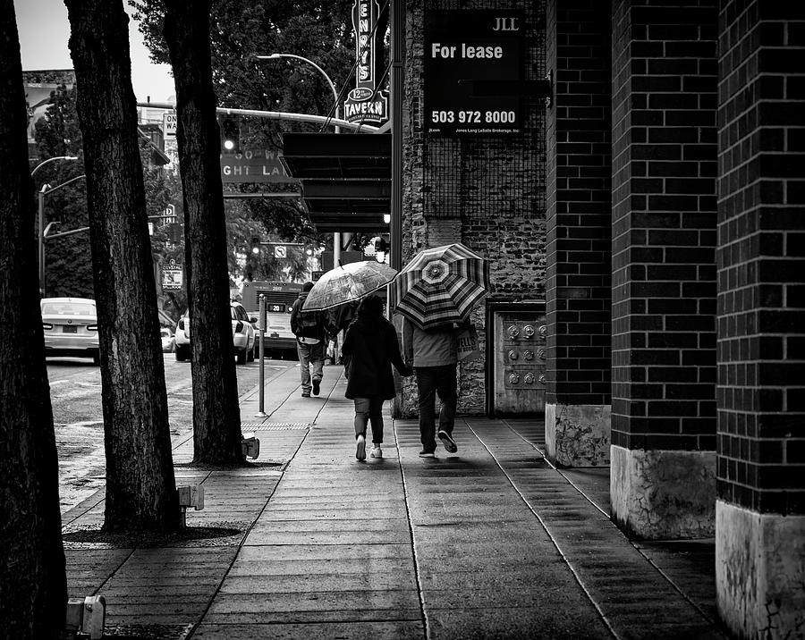 Together Rain or Shine by Steven Clark