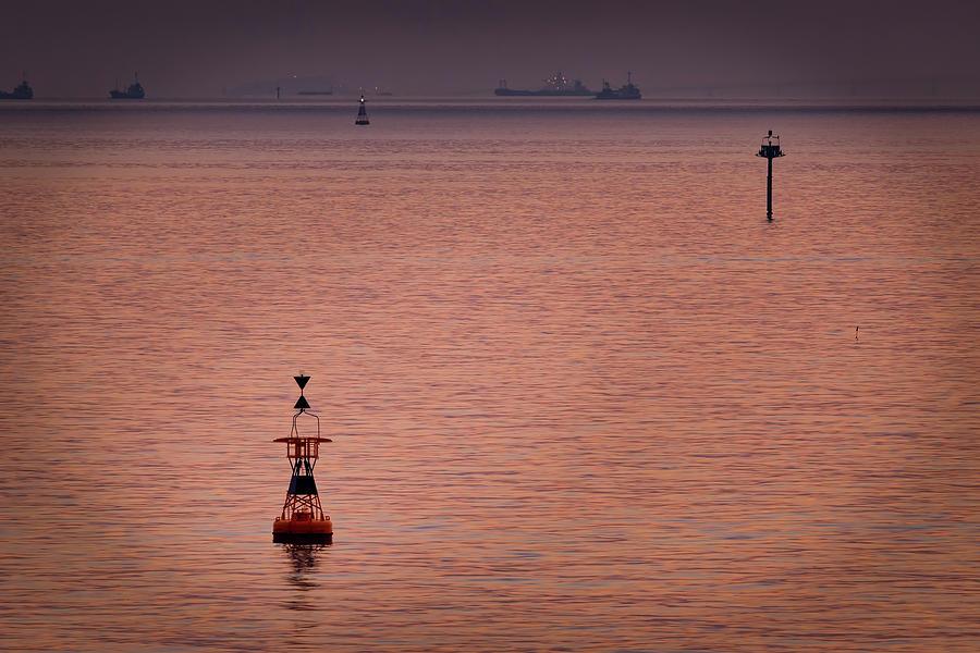 Tokyo Bay 14 by William Chizek