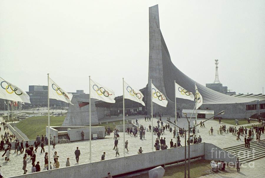 Tokyo Olympics Photograph by Bettmann
