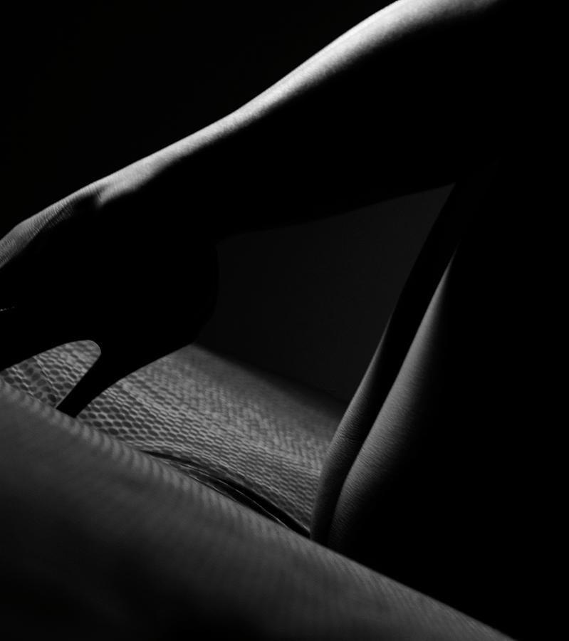 Fine Art Nude Photograph - Tokyo Sonata by Erik Schottstaedt