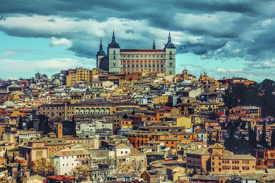 Toledo, Spain by Dean Wittle