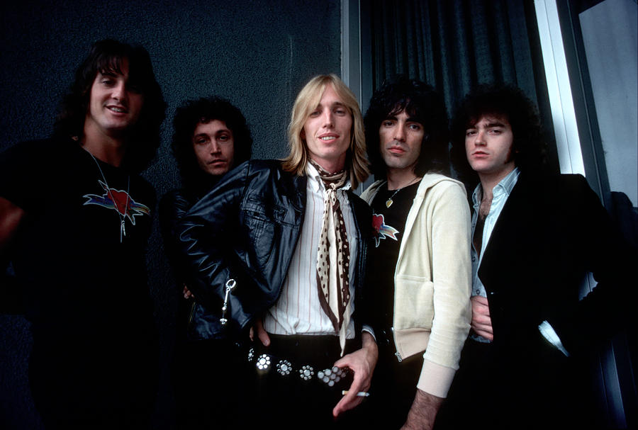 Tom Petty & The Heartbreakers Photograph by Michael Ochs Archives