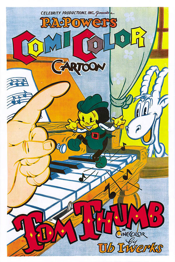 Tom Thumb by Celebrity Productions