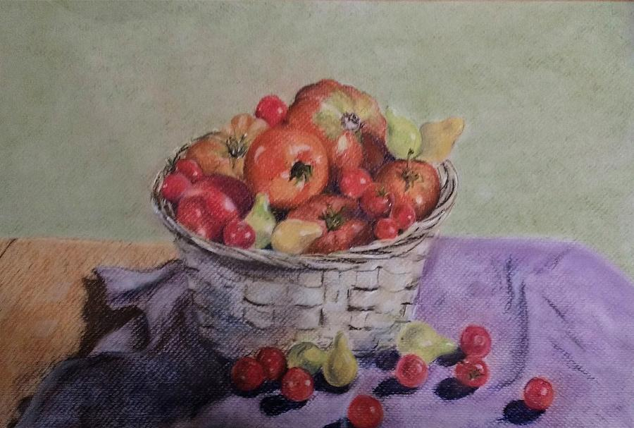 tomatoes by Violet Jaffe