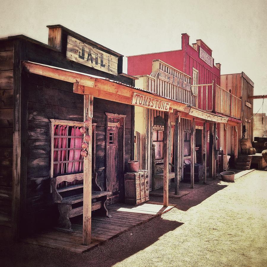 Arizona Photograph - Tombstone, AZ by Jan Hicks