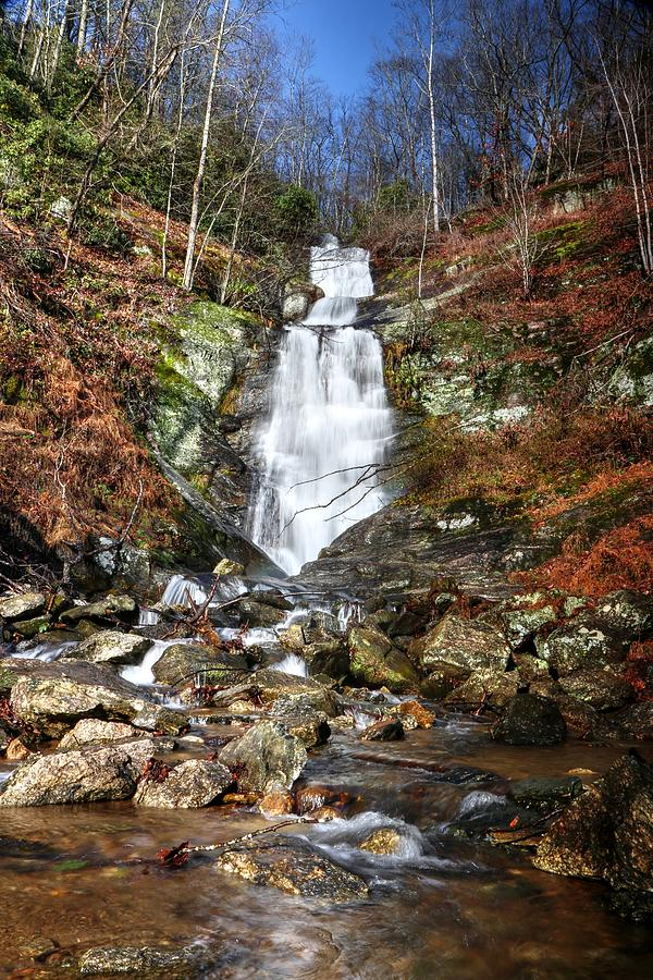 Toms Creek Falls Photograph