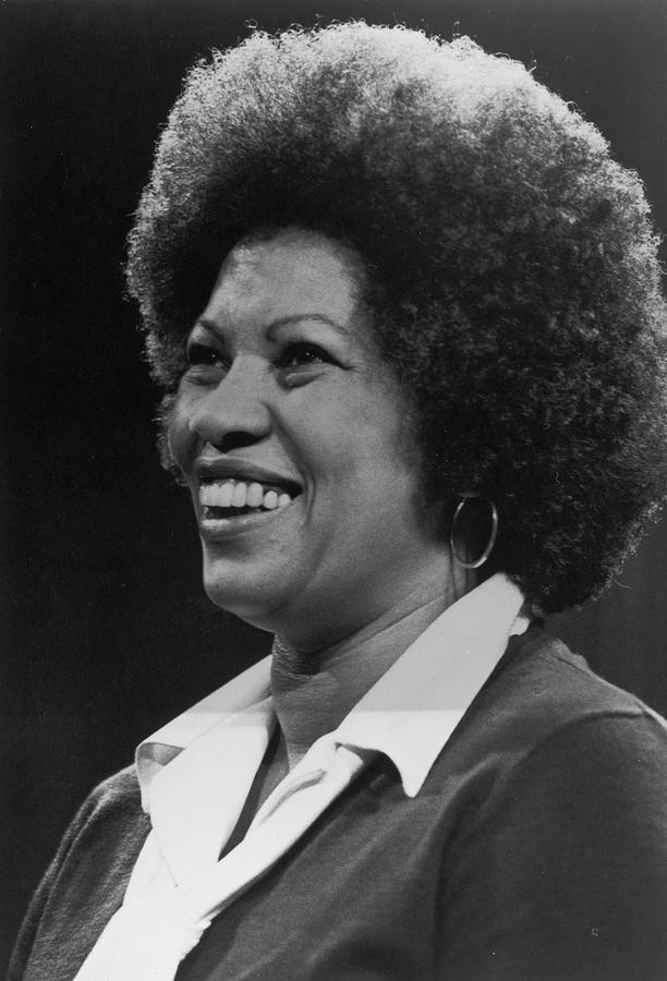 Toni Morrison Photograph by Archive Photos