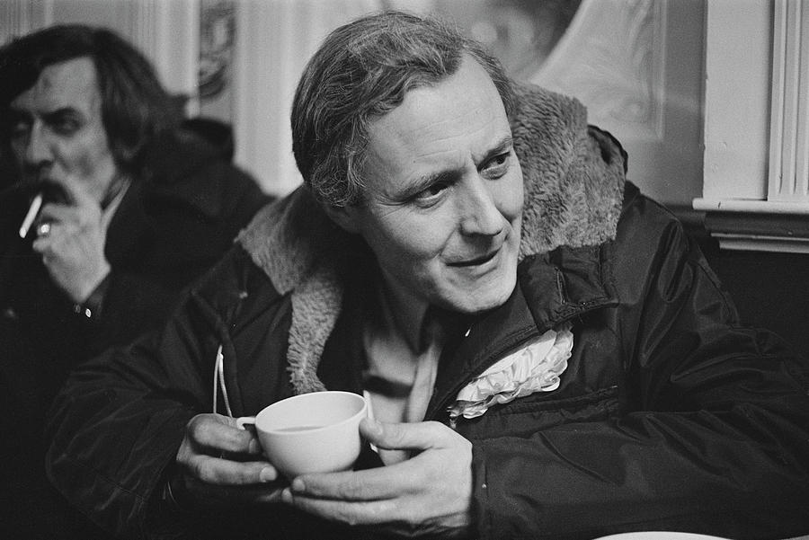 Tony Benn Campaigning Photograph by Reg Burkett