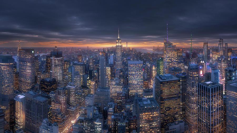 Top II Photograph by Carlos F. Turienzo