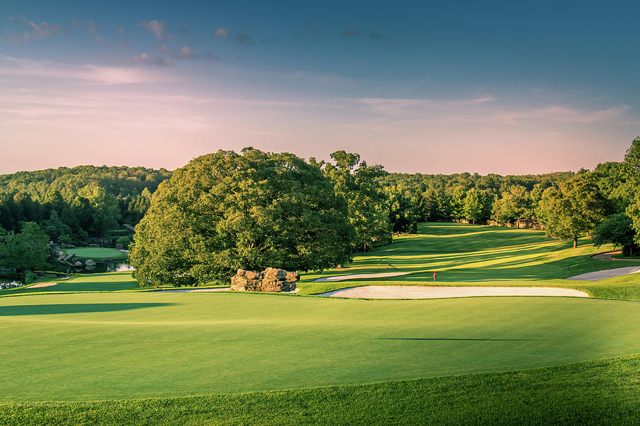 Top of the Rock Golf Course by Allin Sorenson
