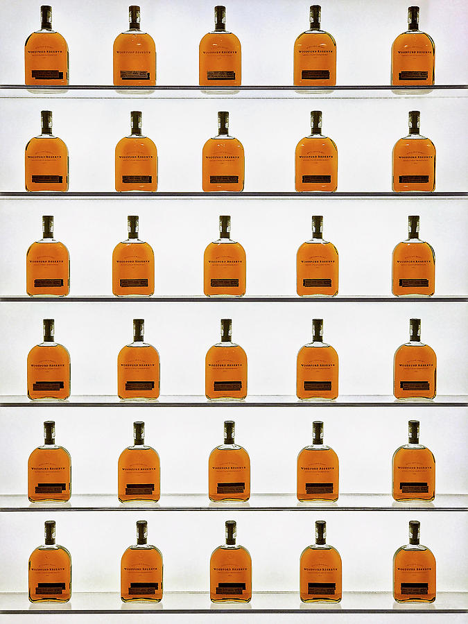 Top Shelf Bourbon by Jill Love