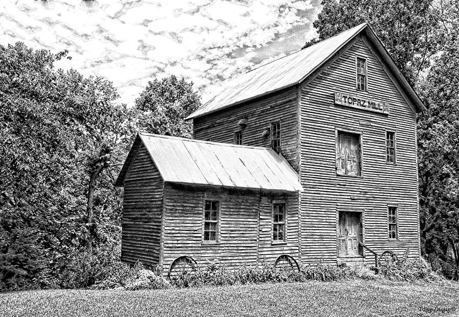 Topaz Mill - Missouri by Wesley Nesbitt