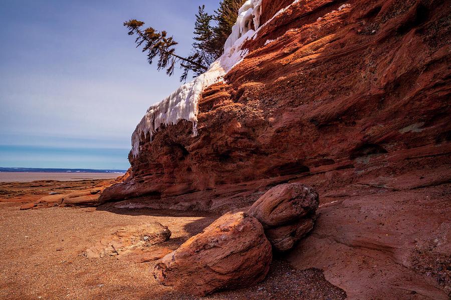 Toppled Coastline by Irwin Barrett