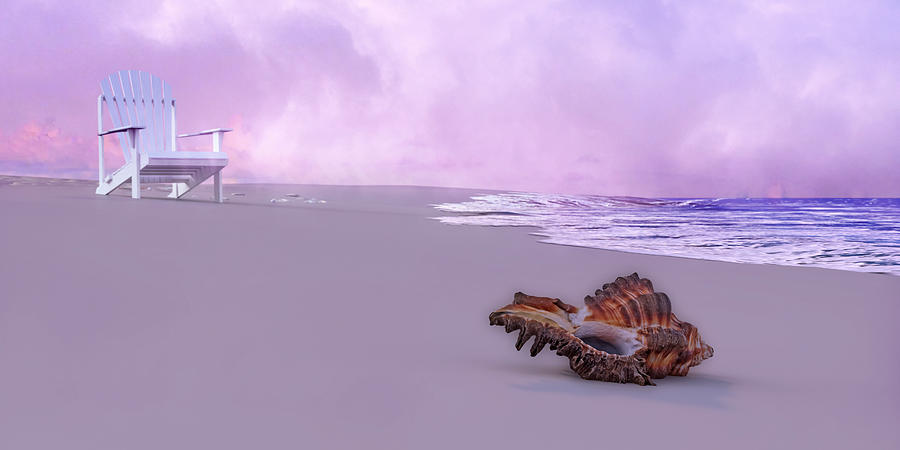 Topsail Digital Art - Topsail Island Friends By The Sea by Betsy Knapp