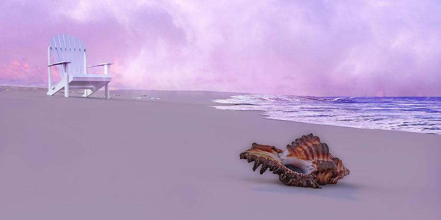 Topsail Island Friends By The Sea Digital Art